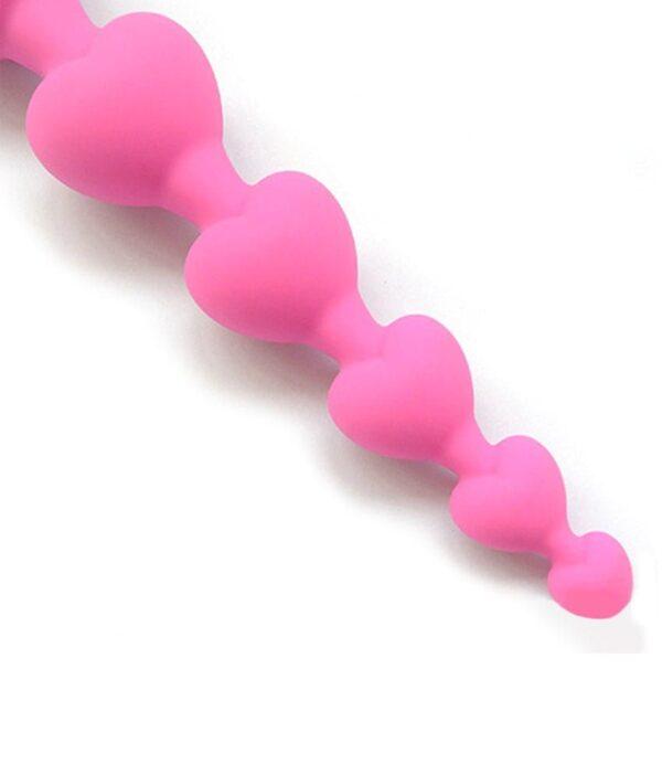 Pink Butt Beads