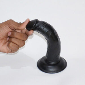 black dildo for women